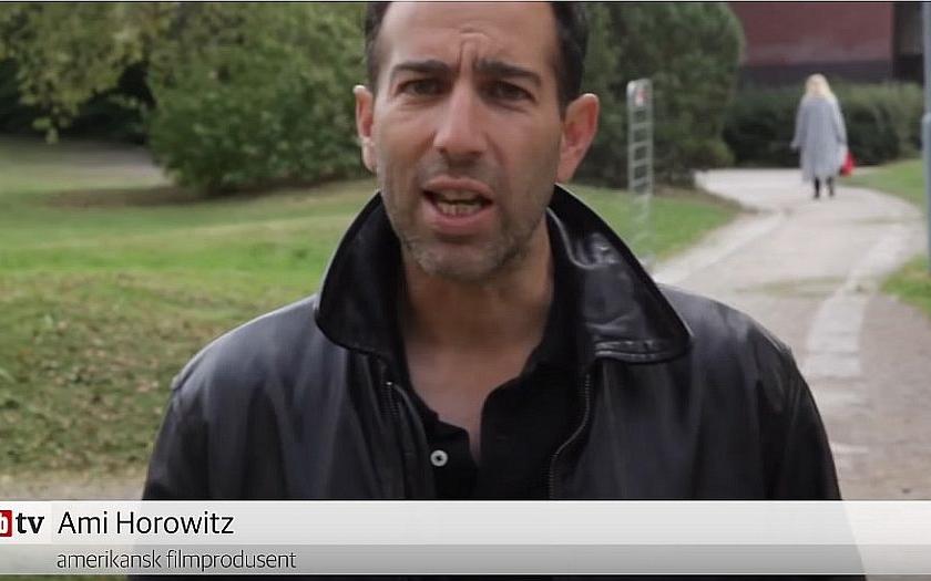 Americký filmař napaden ve švédské no-go zóně