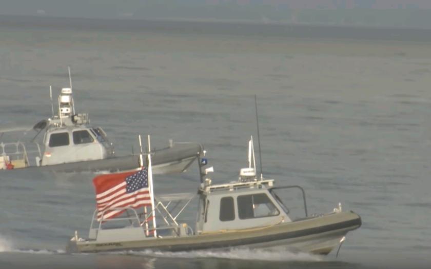 US NAVY predstavilo nové autonómne lode, ktoré nepotrebujú posádku