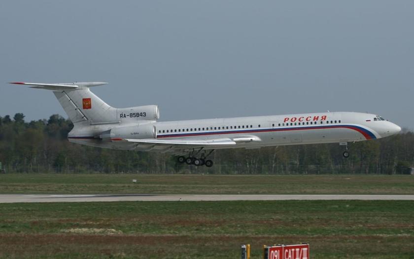Rána pro Rusko: Letadlo s Alexandrovci se zřítilo do Černého moře