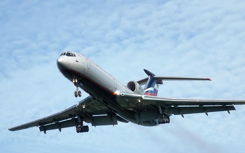 Za pádem ruského letadla může být závada vztlakových klapek