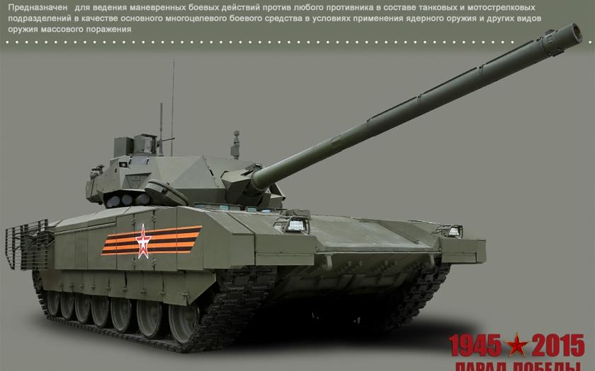 Rusko načrtáva vojenské plány na rok 2017