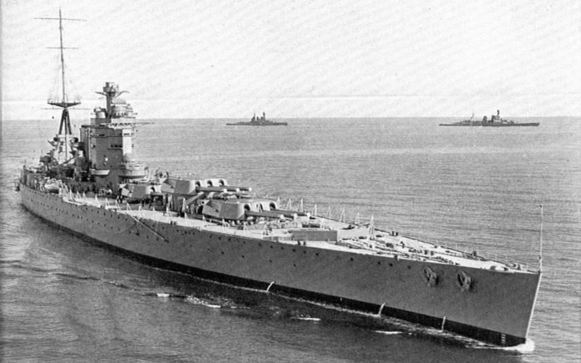 Video: Bitevní loď HMS Nelson