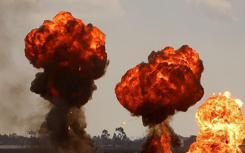 Útok na evakuační konvoj u Halabu má 39 obětí
