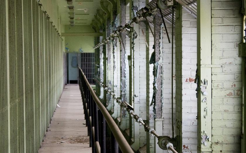 Poprvé ve vězeňském munduru I.