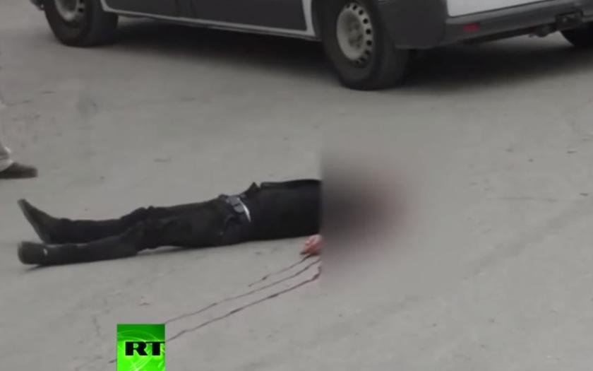 Vojenský soud uznal vojáka vinným ze zabití zraněného teroristy