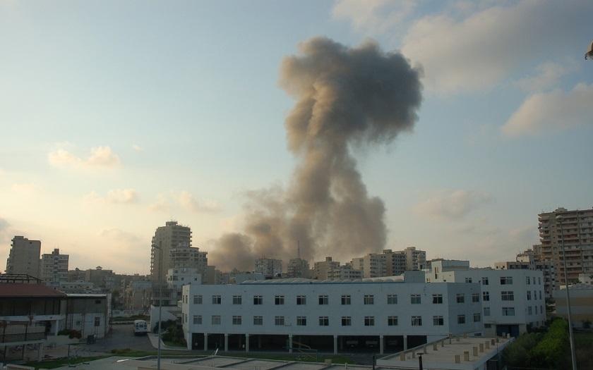 SOHR: Bombardování jižního Damašku zabilo 17 civilistů
