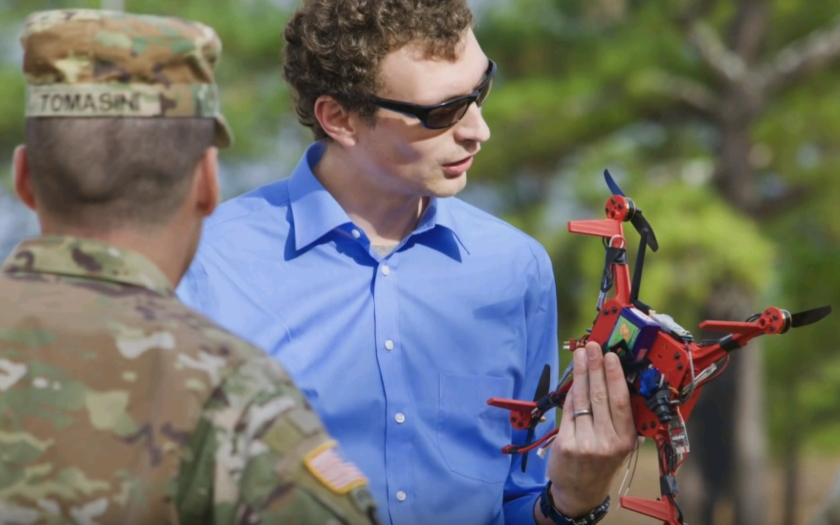US Army demonštruje bezpilotné lietadlá, vytlačené pomocou 3D tlačiarni