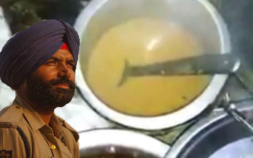 Jen sůl a koření: Indický voják natočil svou denní šlichtu a ministr reagoval