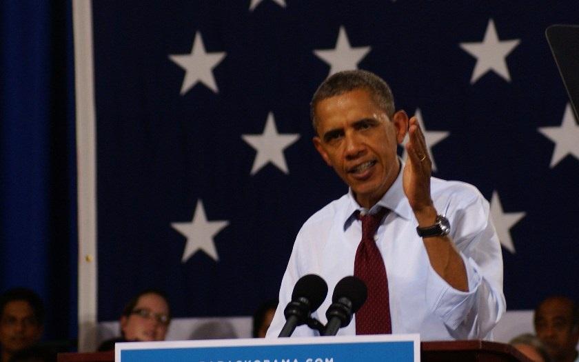 Obamovy slzy. Dosluhující prezident se emotivně loučil