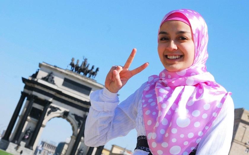 Miluji svůj hidžáb, nenávidím nemuslimy