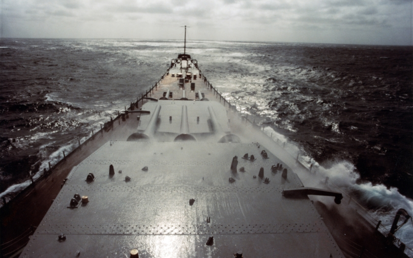 USS New Jersey: Nejrychlejší bitevní loď všech dob