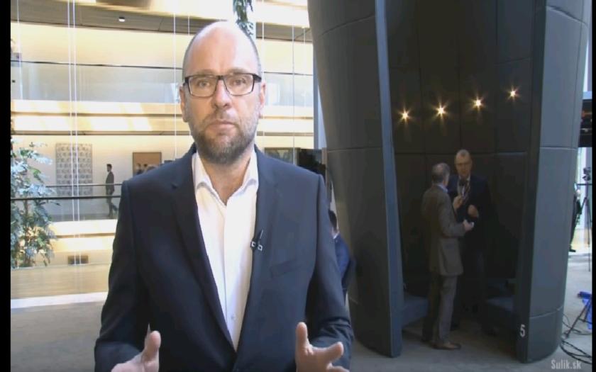 Richard Sulík otvorene o Brexite, je to studená sprcha pre  európskych lídrov