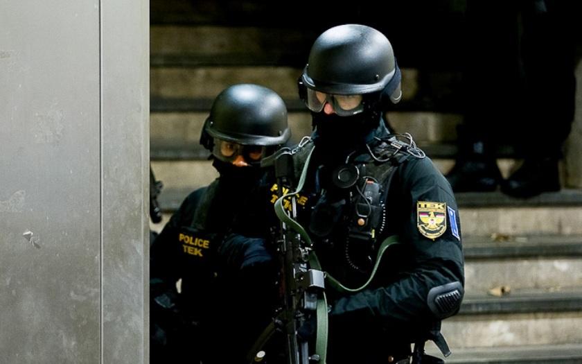 Ve Vídni zadrželi podezřelého z plánování teroristického útoku