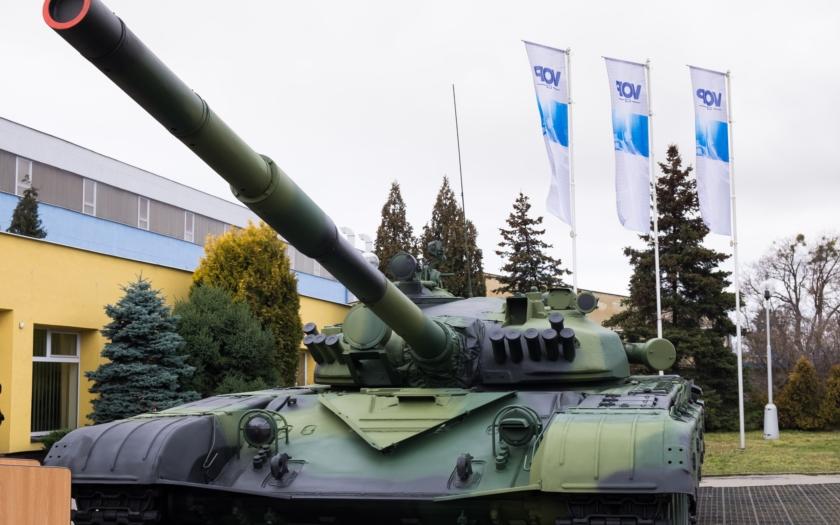 Modernizace T-72 a integrátor BVP: armádní zakázky, které uměle zachraňují státní podnik