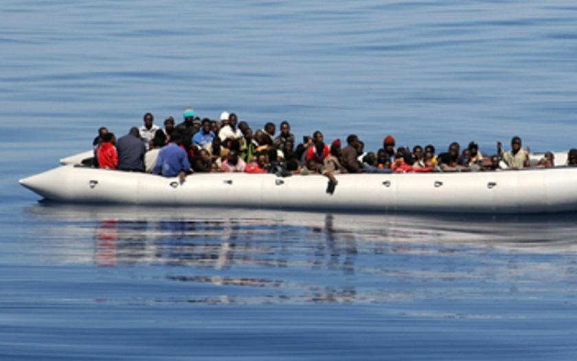 OSN: Středozemní moře je pro migranty nejrizikovější cestou