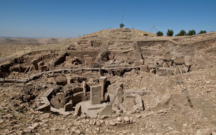 Göbekli Tepe - nejstarší známá stavba v historii lidstva