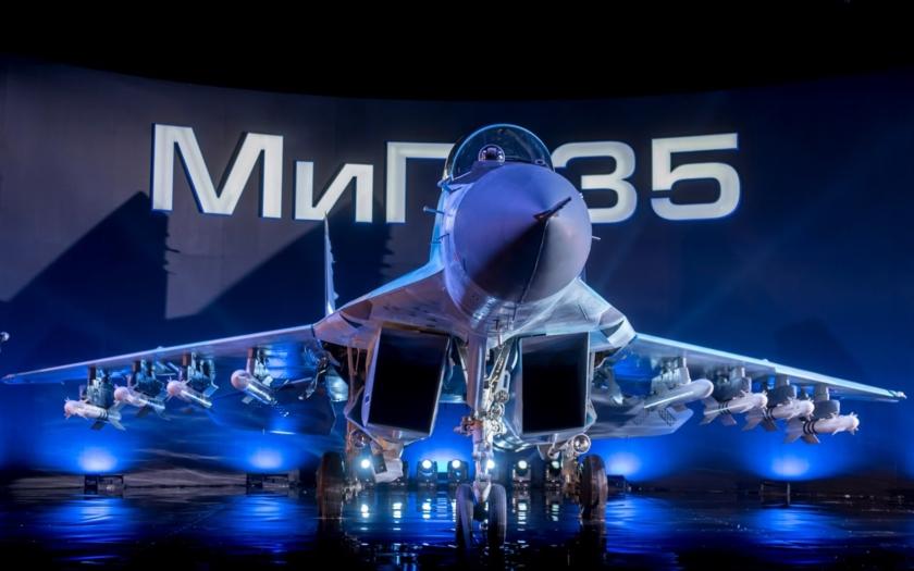 Video: Oficiální video nového stíhače 4++ generace Mig-35