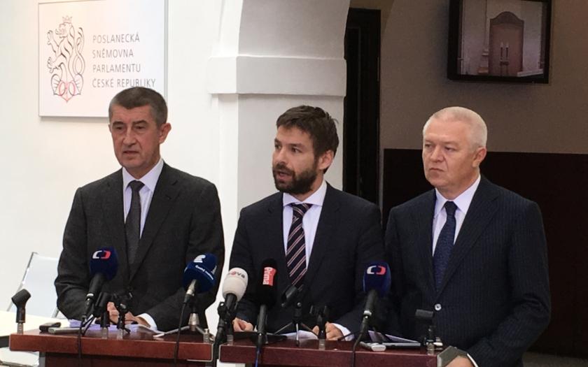 Video: Podle Babiše vyhrálo české Palermo ODS a ČSSD