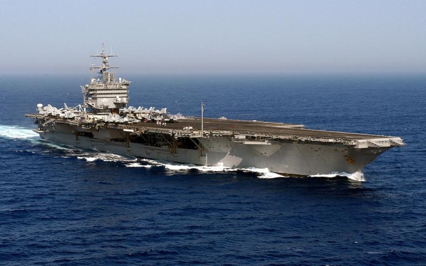 'The Big E'' končí, legendárna USS Enterprise bola počas slávnostnej ceremónie oficiálne vyradená