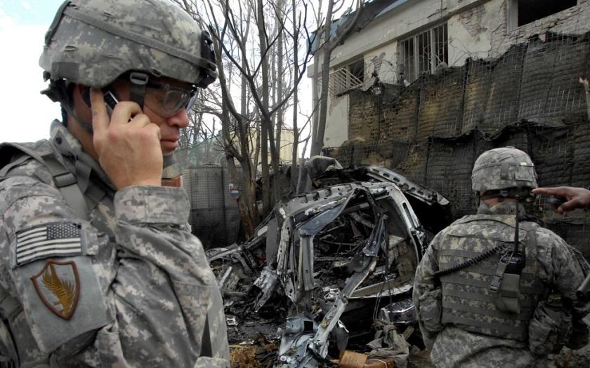 Americká armáda vydala příručku pro &quote;hybridní válku&quote; s Rusy