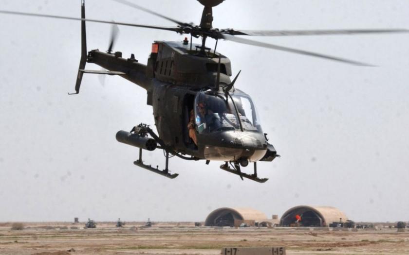 Tunisko kupuje staré americké vrtuľníky, prvých šesť strojov je už v Tunisku