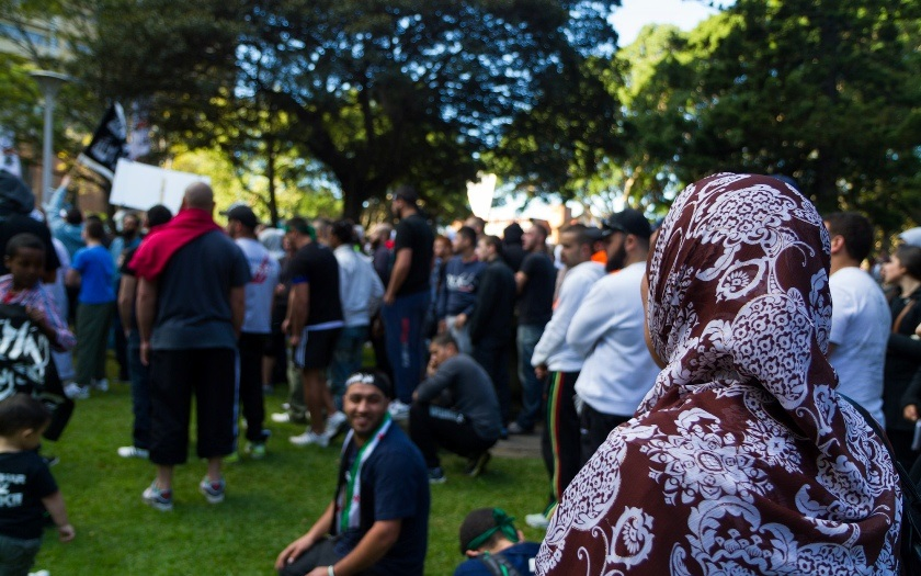 Milé děti, už žádné Vaše seriály, budete sledovat naše kreslené pořady o islámu, hrozí australští imámové