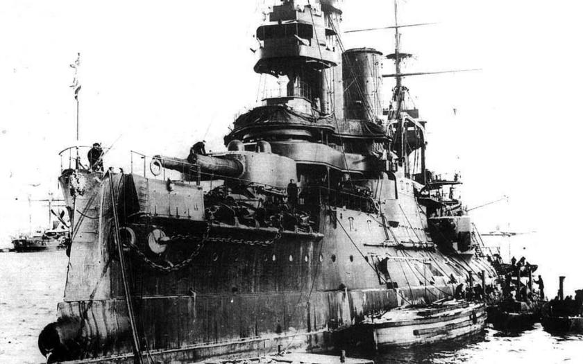 Rusko-japonská válka ukázala nemohoucnost carského Ruska