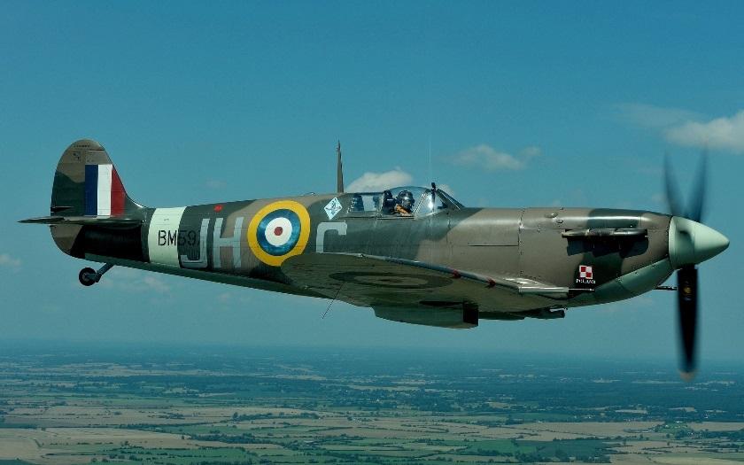 Slavný generál a letec RAF Emil Boček exkluzivně pro Security magazín: Pilotovat Spitfire jsem nikdy nezapomněl