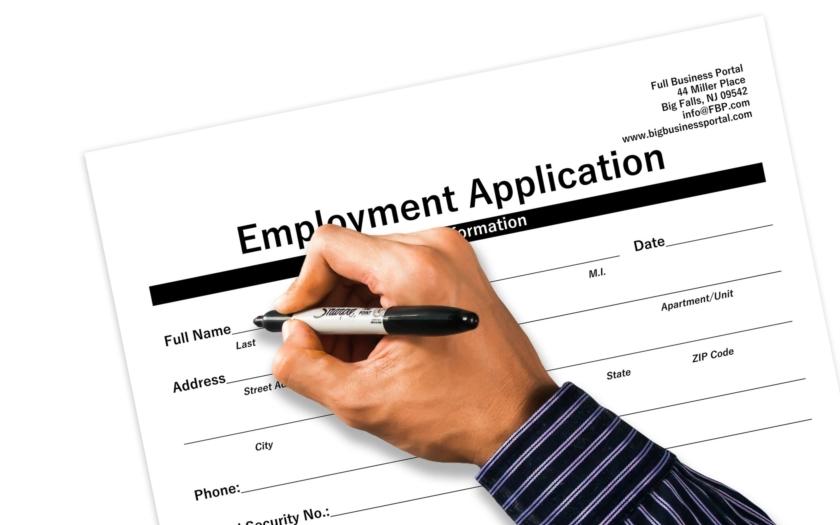 Background Checks - prověřování zaměstnanecké historie a spolehlivosti
