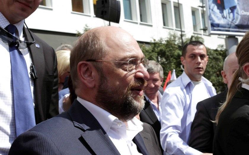 Že se Schulz stane kancléřem, nevěří už ani jeho příznivci