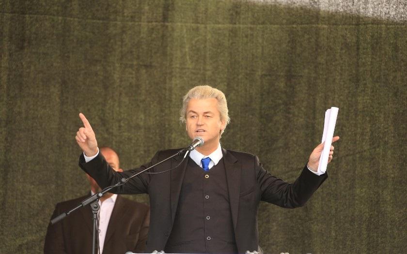 Můj program pro Nizozemí? Důsledná deislamizace společnosti, říká Geert Wilders