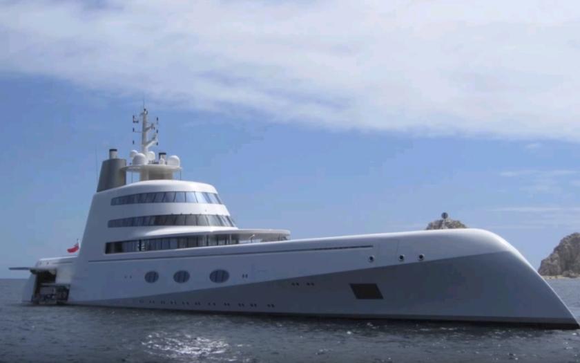 (VIDEO) Nahliadnite do jachty za 323 miliónov dolárov