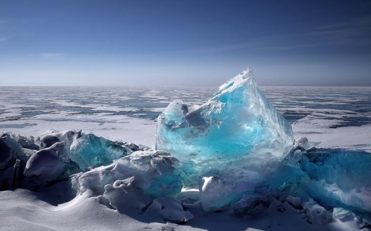 Budoucnost Sibiře: Gigantické krátery a nová jezera 20 metrů pod stávajícím povrchem