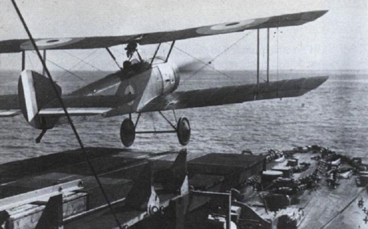 Konec Zeppelinu L23 navždy změnil boj nad mořem