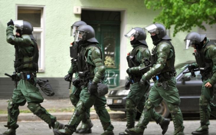 Německá policie provádí v Berlíně razii proti islamistům