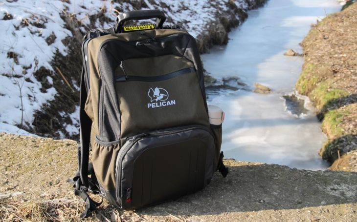 Pelican ProGear S140 Sport: 19 litrový batoh pro přežití v džungli