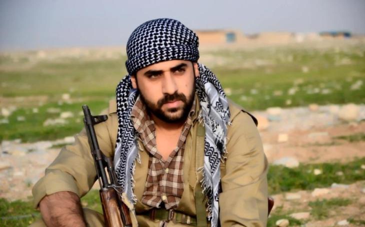 Jedna kulka, jeden mrtvý. ,,Kapitán Rambo&quote; kosí islamistické fanatiky ve velkém