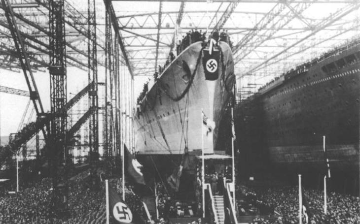Hitlerův bojovník: Těžký křižník Admiral Hipper