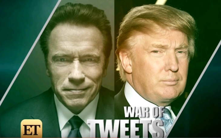 Donald Trump sa dostal do konfliktu s Arnoldom Schwarzeneggerom