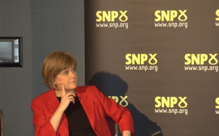 VIDEO: Nové referendum o možném odtržení Skotska od Velké Británie by se mohlo konat už v roce 2018, prohlásila premiérka Sturgeonová