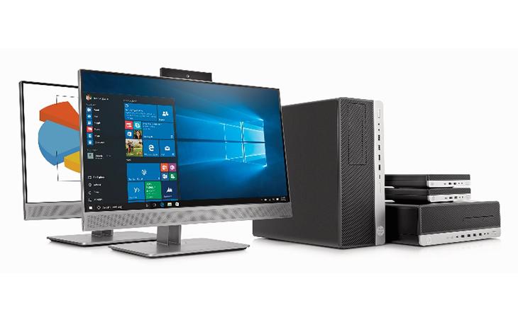 HP přivezlo na CES 2019 nové monitory, PC i novinky v zabezpečení