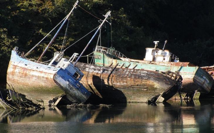 Počet nehod lodí na řekách v posledních letech roste