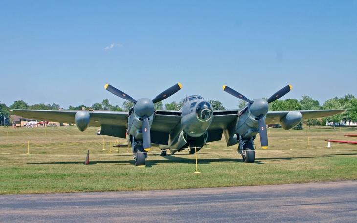 De Havilland Mosquito- dřevěný zázrak druhé světové války