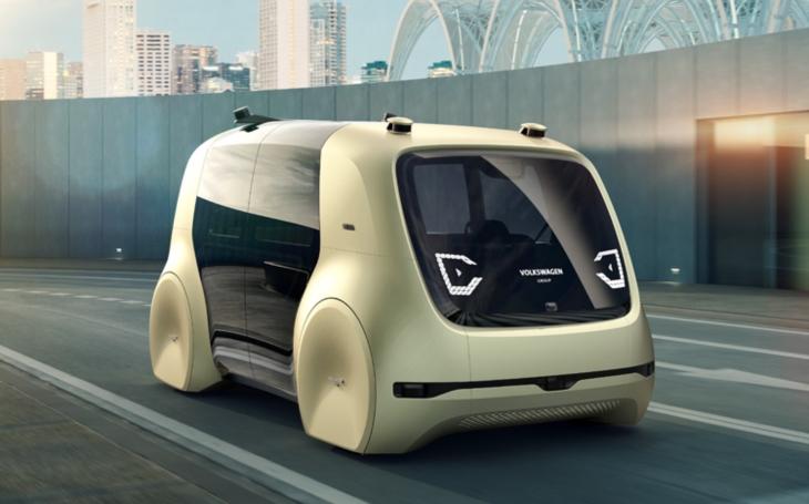 Nový VW Sedric řidiče nepotřebuje