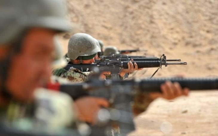 Vojáci středoevropských zemí budou cvičit na ochranu hranic