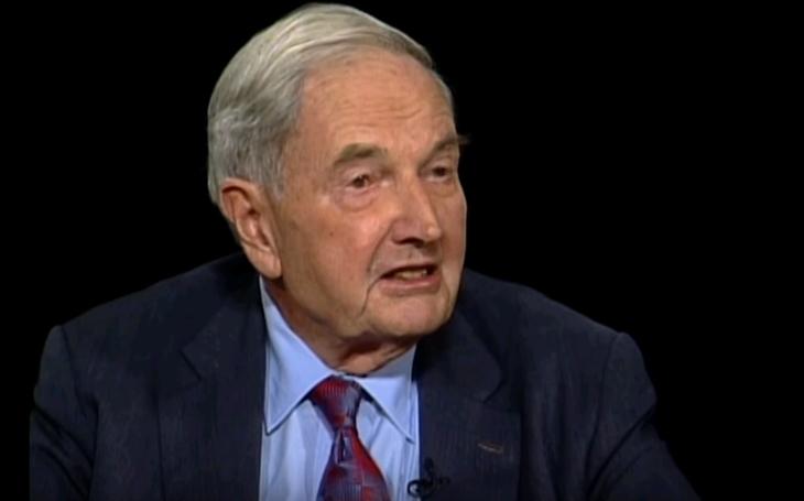 Vo veku 101 rokov zomrel v spánku miliardár David Rockefeller