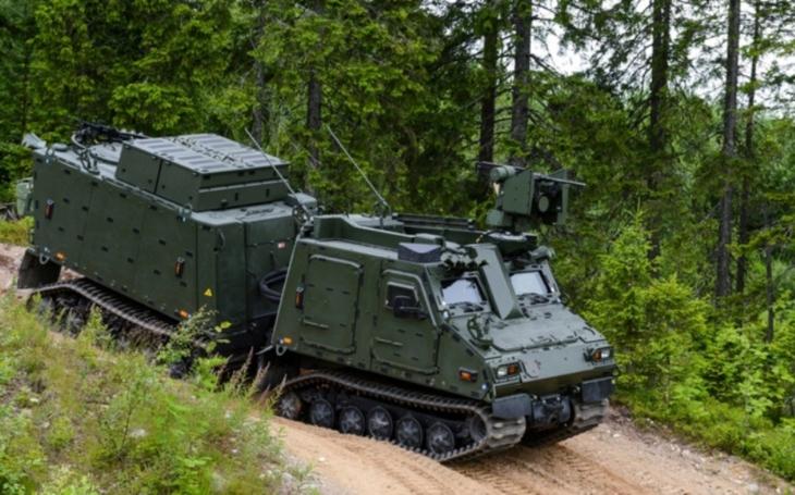 BAE Systems uzavřela smlouvu s českou společností VOP CZ na výrobu součástek pro armádní vozidla