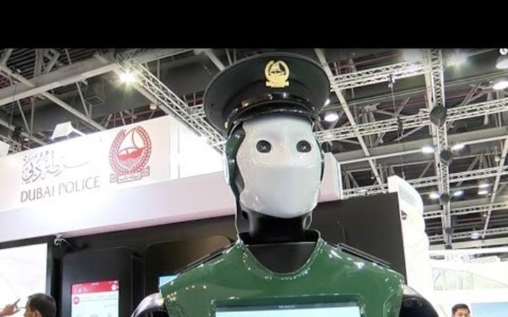 Již brzy vás v Dubaji pozdraví první ,,chytrý Robocop&quote;