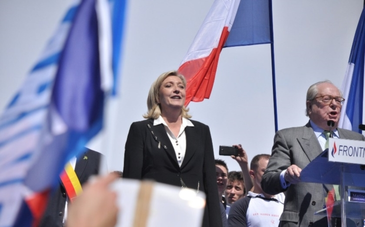 Budu absolutně zděšená, pokud Le Penová vyhraje, řekla bruselská expertka na evropskou integraci