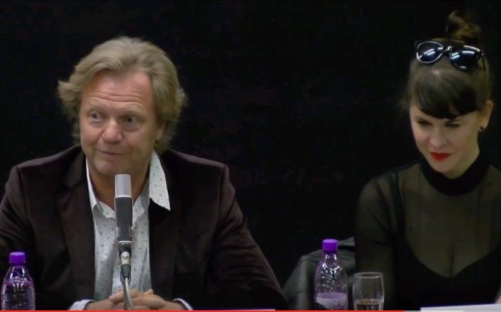 (VIDEO) Herec Maroš Kramár naložil slovenským politikom, do politiky sa dostala veľká špina!